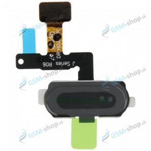 Flex Samsung J530F, J730F a home tlačidlo čierne Originál