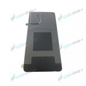 Kryt Samsung Galaxy A72 (A725) batérie čierny Originál