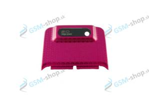 Kryt kamery SonyEricsson W580i ružový Originál