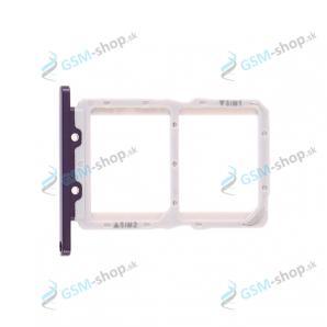 Sim držiak Huawei Honor 20 Pro fialový Originál