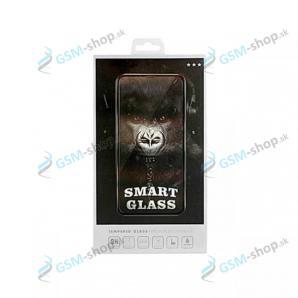 Tvrdené sklo SMART GLASS LG K40 čierne
