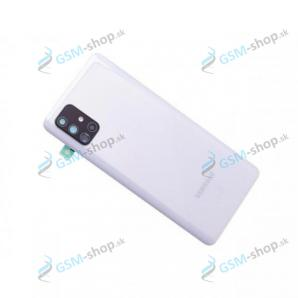 Kryt Samsung Galaxy A71 (A715) batérie biely Originál