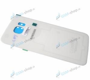 Kryt Samsung Galaxy S6 G920F batérie biely Originál