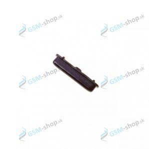 Tlačidlo zapínania Samsung Galaxy A31 (A315), A41 (A415) čierne Originál