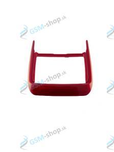 Kryt Nokia E66 okolo klávesnice červený Originál