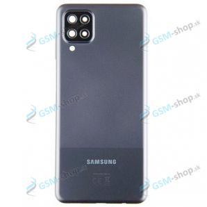 Kryt Samsung Galaxy A12 (A125) batérie čierny Originál