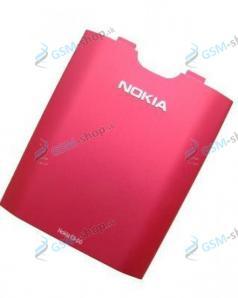 Kryt Nokia C3-00 zadný ružový Originál