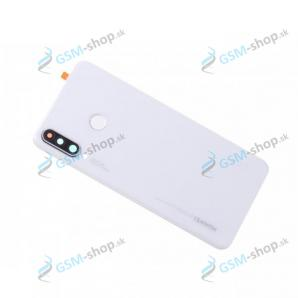 Kryt Huawei P30 Lite batérie zadný biely Originál