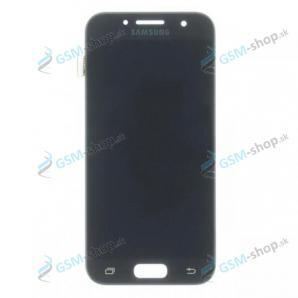 LCD Samsung Galaxy A3 2017 (A320) a dotyk čierny Originál