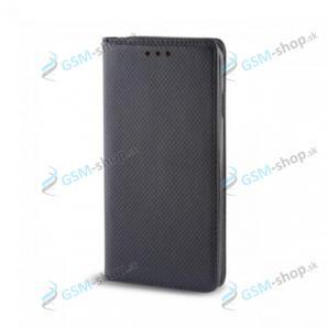 Púzdro Nokia 7.1 knižka magnetická čierna