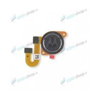 Flex Motorola Moto G 5G (XT2113) a snímač odtlačku čierny Originál