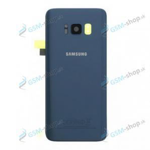 Kryt Samsung Galaxy S8 (G950) batérie modrý Originál
