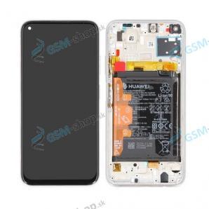 LCD Huawei P40 Lite a dotyk s krytom Breathing Crystal Originál
