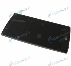 LCD LG G4 H815 komplet čierny Originál