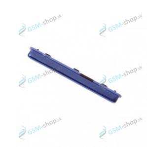 Tlačidlo hlasitosti Samsung Galaxy A31 (A315), A41 (A415) modré Originál