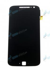 LCD Lenovo Moto G4 Plus a dotyk čierny OEM