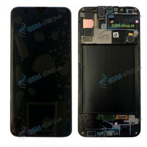 LCD Samsung Galaxy A30s (A307) a dotyk s krytom Originál