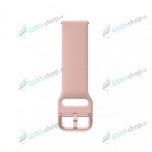 Remienok s prackou Samsung Galaxy Watch Active 2 (R820, R830) ružový Originál