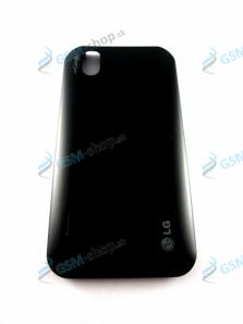Kryt LG Optimus P970 batérie čierny Originál