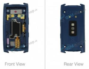 Kryt Samsung R360 Gear Fit 2 zadný modrý Originál