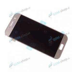 LCD Samsung Galaxy A5 2017 (A520) a dotyk zlatý Originál