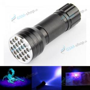 UV baterka 21 LED