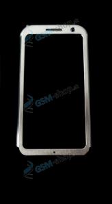 Kryt LG KM900 predný strieborný Originál