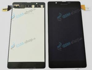 LCD Microsoft Lumia 540 a dotyk čierny Originál