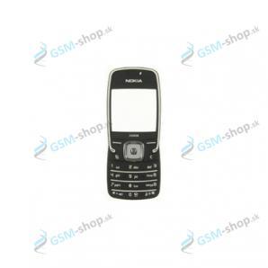 Klávesnica Nokia 5500 čierna Originál