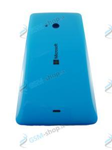 Kryt Microsoft Lumia 540 Dual Sim batérie modrý Originál