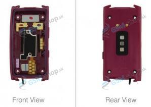 Kryt Samsung R360 Gear Fit 2 zadný ružový Originál