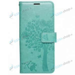 Púzdro MEZZO Samsung Galaxy A52, A52 5G knižka Green Tree