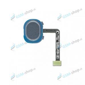 Flex Samsung Galaxy M20 (M205) a snímač odtlačku prsta čierny Originál