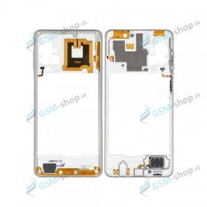 Stred Samsung Galaxy M51 (M515) biely Originál