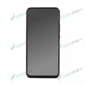 LCD displej Huawei P Smart Z a dotyk s krytom čiernym Originál