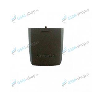 Kryt Samsung E250 batérie čierny Originál
