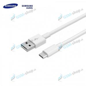 Datakábel Samsung EP-DN930CWE USB C Originál neblister biely 120 cm