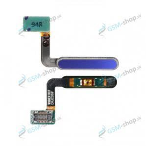 Flex Samsung Galaxy Fold (F900) a snímač odtlačku modrý Originál
