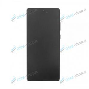 LCD Samsung Galaxy Note 20 (N980) a dotyk s krytom šedým Originál