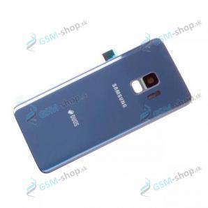 Kryt Samsung Galaxy S9 Duos (G960FD) batérie modrý Originál