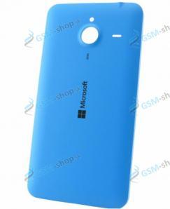 Kryt Microsoft Lumia 640 XL batérie modrý Originál