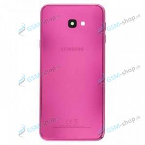 Kryt Samsung Galaxy J4 Plus (2018) J415F batérie ružový Originál