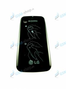 Kryt LG GS290 batérie čierny Originál