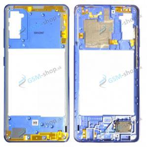 Stred Samsung Galaxy A41 (A415F) modrý Originál