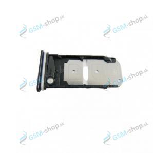 Dual SIM držiak Motorola Edge (XT2063) šedý Originál