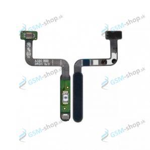 Flex Samsung Galaxy A32 5G (A326) pre zapínanie a snímač odtlačku čierny Originál