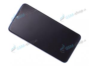 LCD Xiaomi Redmi Note 8 Pro a dotyk s krytom modrým Originál