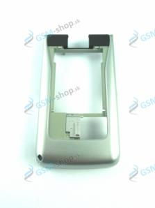 Kryt Nokia N90 zadný strieborný Originál