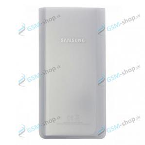 Kryt Samsung Galaxy A80 (A805) batérie strieborný Originál