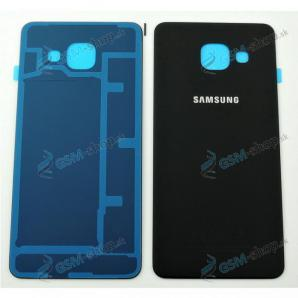 Kryt Samsung Galaxy A3 2016 (A310F) batérie čierny Originál